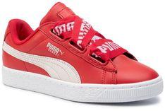Sneakersy PUMA - Basket Heart De Wn's 364082 03 Toreador/PumaWhite