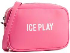 Torebka ICE PLAY - 19E W2M1 7200 6928 4427 Dark Fuchsia