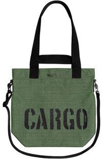 Shopper bag Cargo By Owee zielony