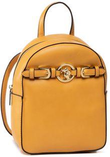 Plecak U.S. POLO ASSN. - Delaware Backpack Bag Pu BEUDW2777WVP300 Yellow