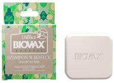 Biovax Botanic, szampon w kostce Aloes i Skrzyp, 82 g