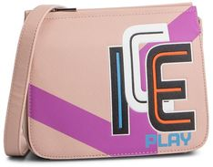 Torebka ICE PLAY - 19E W2M1 7235 6936 4419 Pink