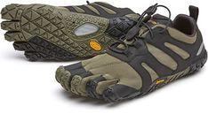 Vibram Fivefingers buty sportowe damskie do biegania gładkie wiązane