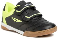 Sneakersy SPRANDI - CP70-18336 Black