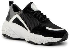 Sneakersy POLLINI - SA15106G08T4300A Mix Nero