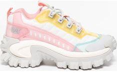 Buty sportowe damskie Caterpillar sznurowane