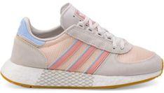 Buty sportowe damskie Adidas zamszowe