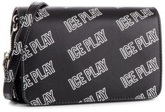 Torebka ICE PLAY - 19E W2M1 7300 6928 9000 Black