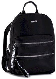 Plecak BIG STAR - GG574136  Czarny