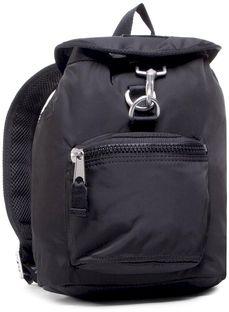 Plecak TOMMY JEANS - Tjw Heritage Sm Backpack AW0AW08962 Czarny