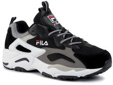 Sneakersy FILA - Ray Tracer 1010685.12S Black/White
