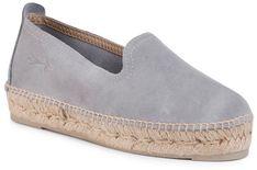 Espadryle MANEBI - Slippers W A C.1 N0 Grey