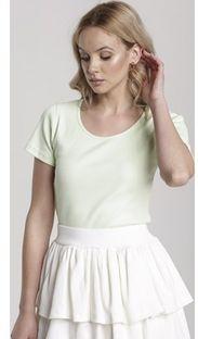Bluzka damska Renee mietowy
