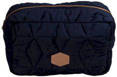 Kosmetyczka FILIBABBA Dark Blue, 18x27x12 cm