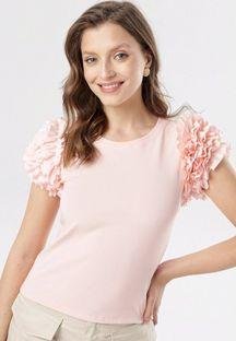 Różowa Bluzka Nysalise