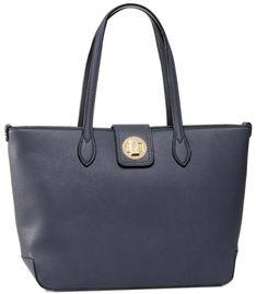 Torebka U.S. POLO ASSN. - Garner Shopping Bag BEUGB2863WVP/212 Navy