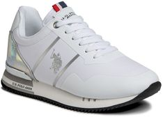Sneakersy U.S. POLO ASSN. - Ambra1 CORA4204W9/TY1 Whi
