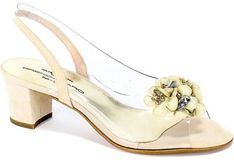 Brenda Zaro sandały damskie na średnim obcasie eleganckie
