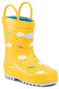 Kalosze CHIPMUNKS - Rain CH188  Yellow 015