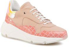 Sneakersy HEGO'S MILANO - 1270C Rosa