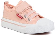Trampki LEVI'S - VORI0007T Pink 0044