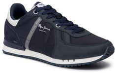 Sneakersy PEPE JEANS - Tinker Zero  19 PMS30579 Navy