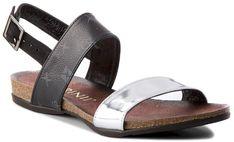 Sandały CARINII - B4568 611-M00-360-B02