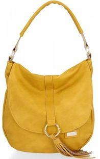 Shopper bag Conci ze skóry ekologicznej na ramię