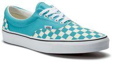Tenisówki VANS - Era VN0A38FRVOW1 (Checkerboard) Scuba Blue