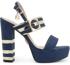 Sandały damskie Laura Biagiotti z gumy