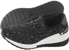 Buty sportowe damskie Venezia czarne