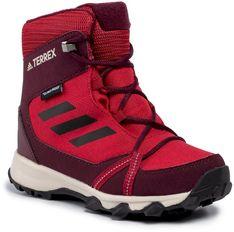 Buty adidas - Terrex Snow Cp Cw K G26588 Actmar/Cblack/Maroon