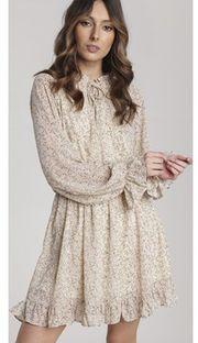Sukienka Renee z długimi rękawami mini