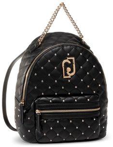 Plecak LIU JO - M Backpack AA0181 E0041 Nero 22222