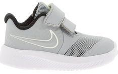 Buty sportowe dziecięce Nike szary