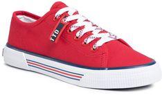 Tenisówki TOM TAILOR - 8095305 Red