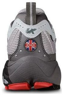 Buty sportowe męskie Uk Gear jesienne sznurowane