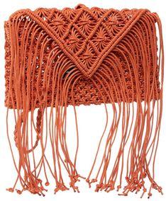 Torebka SILVIAN HEACH - Handbag Sh Scisci RCP20149BO Orange W0622