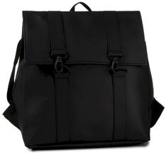 Plecak RAINS - Msn Bag 1213 Black 01