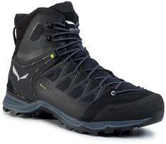 Trekkingi SALEWA - Ms Mnt Trainer Lite Mid Gtx GORE-TEX 61359-0971 Black/Black