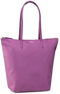 Torebka LACOSTE - Vertical Shopping Bag NF1890PO Meadow Mauve D51