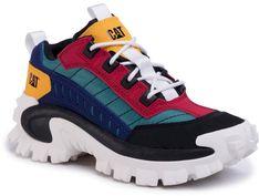 Sneakersy CATERPILLAR - Intruder P724502 Black/Scarlet