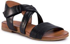 Sandały PIAZZA - 911005 Schwarz 1