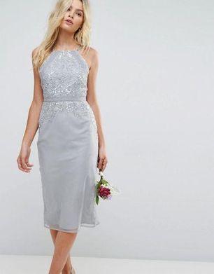Srebrna Sukienka Najladniejsze Modele I Przydatne Porady