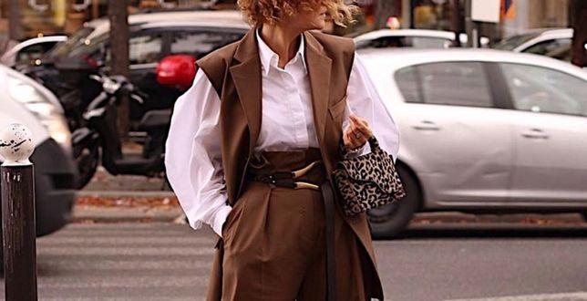 Tipy stylistek: Kamizelka to doskonałe okrycie na wczesną jesień. Zobacz, jak nosić i gdzie kupić!