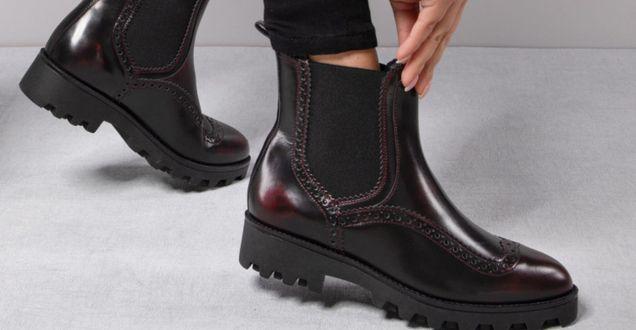 Final sale: To ulubione buty kobiet na jesień niezmiennie od wielu lat! Chelsea boots polskich marek przecenione nawet o 40%